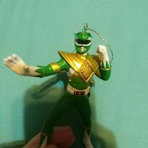 Power Ranger Ornament